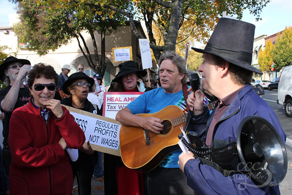Occupy Walnut Creek
